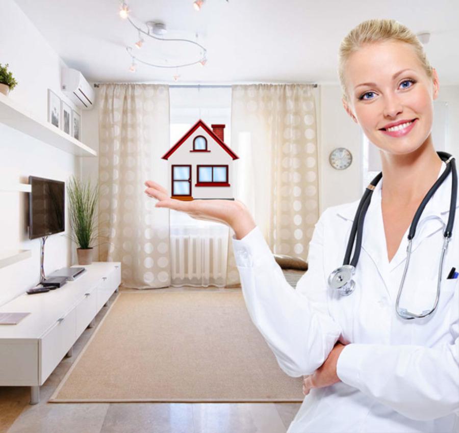 обеспечение жильем медицинских работников