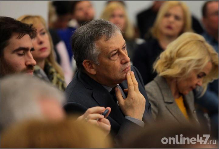 Александр Дрозденко: Наша задача — сохранить количество предприятий и рабочих мест