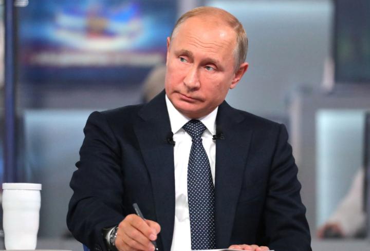 Президент России Путин заявил, что пока не принял решение об участии в выборах в 2024 году